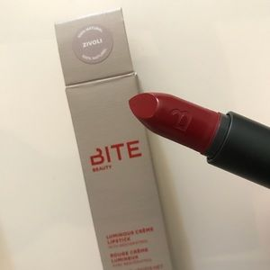 BNIB Bite Beauty luminous crepe lipstick in Zivoli